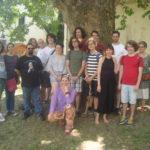 Tartalmas hetet töltöttek Gyulán a workshop résztvevői